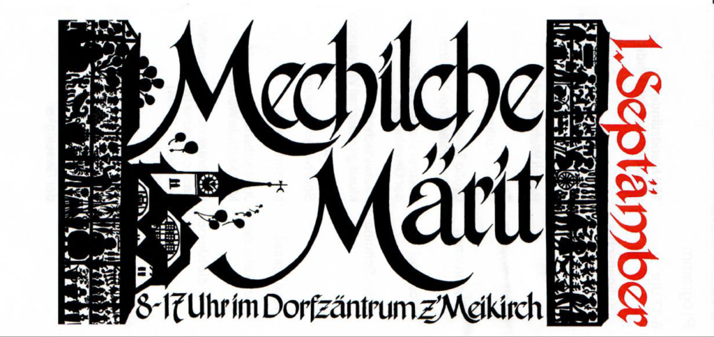 Mechilche Märit 2018